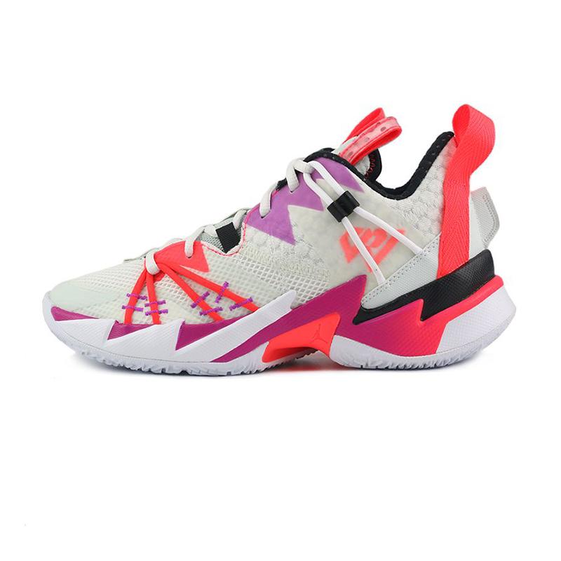 耐克NIKE JORDAN WHY NOT ZER0.3 SE (GS) 儿童 网眼运动鞋JORDAN篮球鞋 CN8107-101