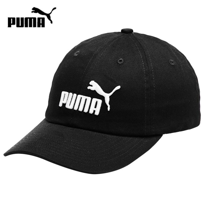 PUMA 彪马 男女  运动休闲旅游透气遮阳帽可调节棒球帽子 052919-09