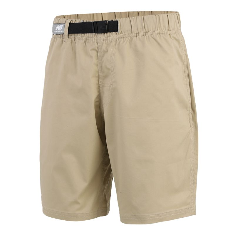 New Balance  男装 运动休闲训练透气五分裤 AMS01500-INC