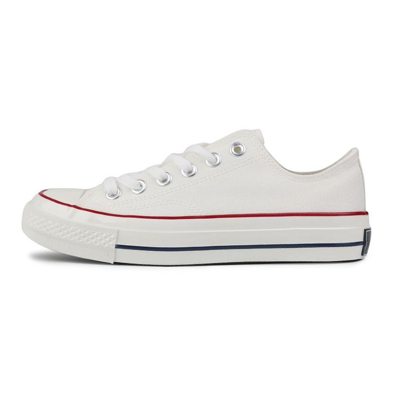 TOURMARK  男女 运动复古时尚耐磨舒适透气休闲鞋板鞋帆布鞋 T16336-01