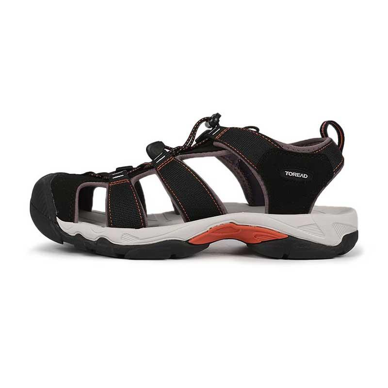 探路者TOREAD 男鞋 户外时尚耐磨舒适轻便透气休闲涉水鞋 TFGI81707-G01A