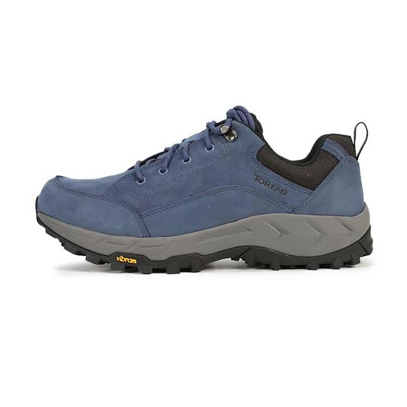 探路者 TOREAD 男子 户外运动鞋黄标大底越野耐磨透气慢跑鞋  KFAG91372-C27G