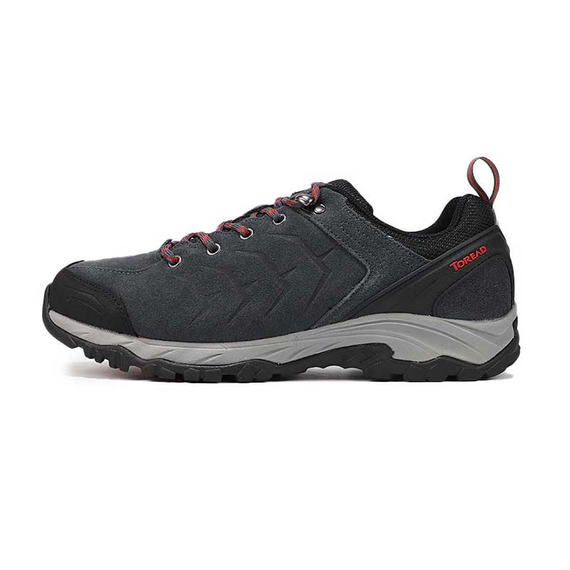 探路者 TOREAD 男子 户外运动鞋越野耐磨透气慢跑鞋徒步鞋  KFAG91328-G08A