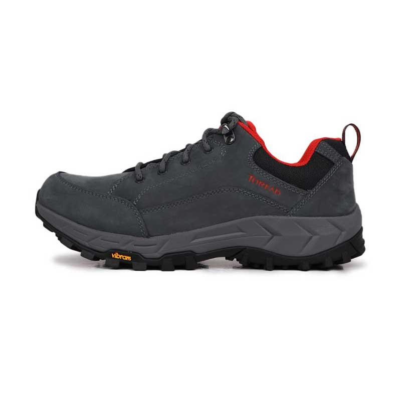 探路者 TOREAD 男子 户外运动鞋越野耐磨透气慢跑鞋徒步鞋  KFAG91372-G08A