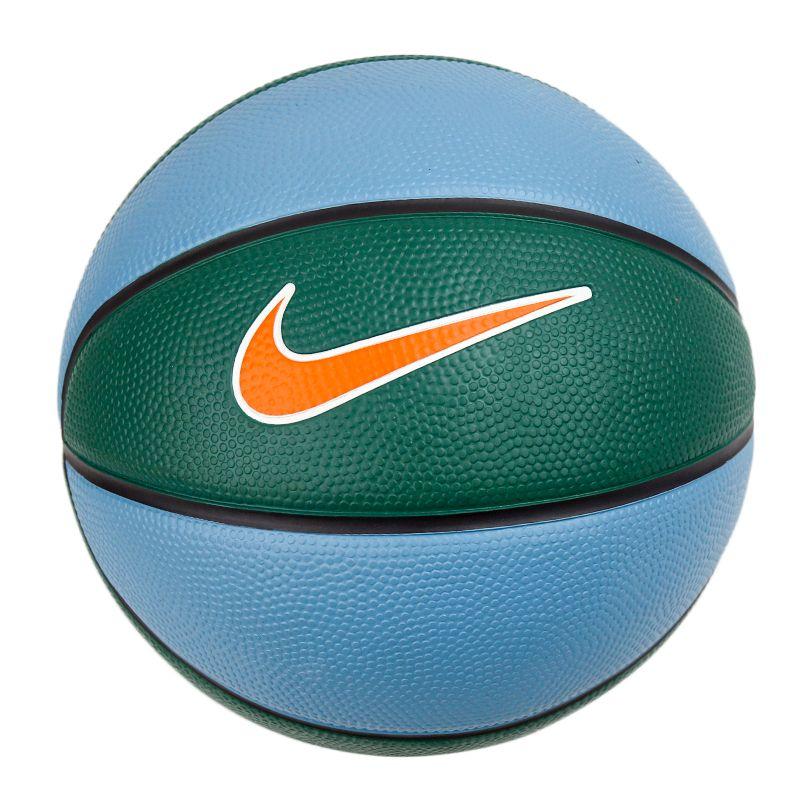 耐克NIKE SKILLS 男女 3号球迷你玩具篮球 BB0634-412