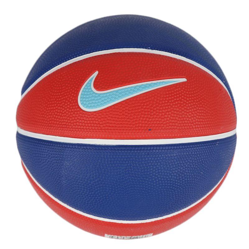 耐克Nike 男女 室内室外通用儿童橡胶蓝球防滑耐磨3号篮球 BB0634-446