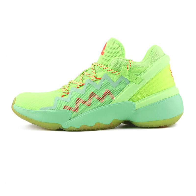 阿迪达斯ADIDAS D.O.N. Issue 2 GCA 男鞋 减震运动鞋米切尔2透气战靴 FW9035