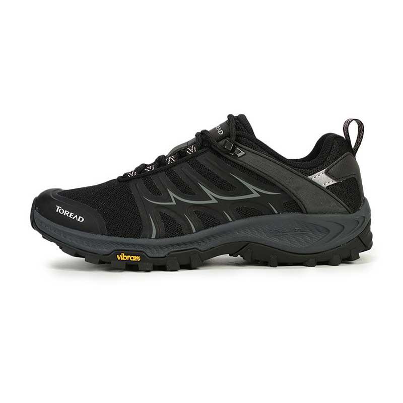 探路者 TOREAD 女子 户外运动鞋越野耐磨透气徒步鞋 KFAH82005-G01A
