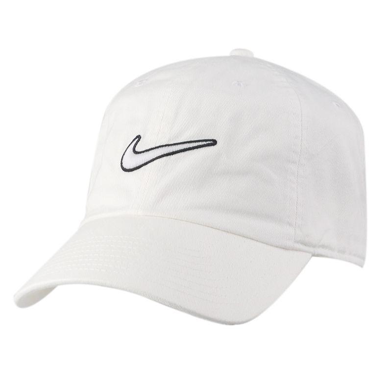 耐克NIKE H86 CAP  ESSENTIAL SWSH 男女 运动镂空勾钩小标可调节鸭舌帽 943091-100