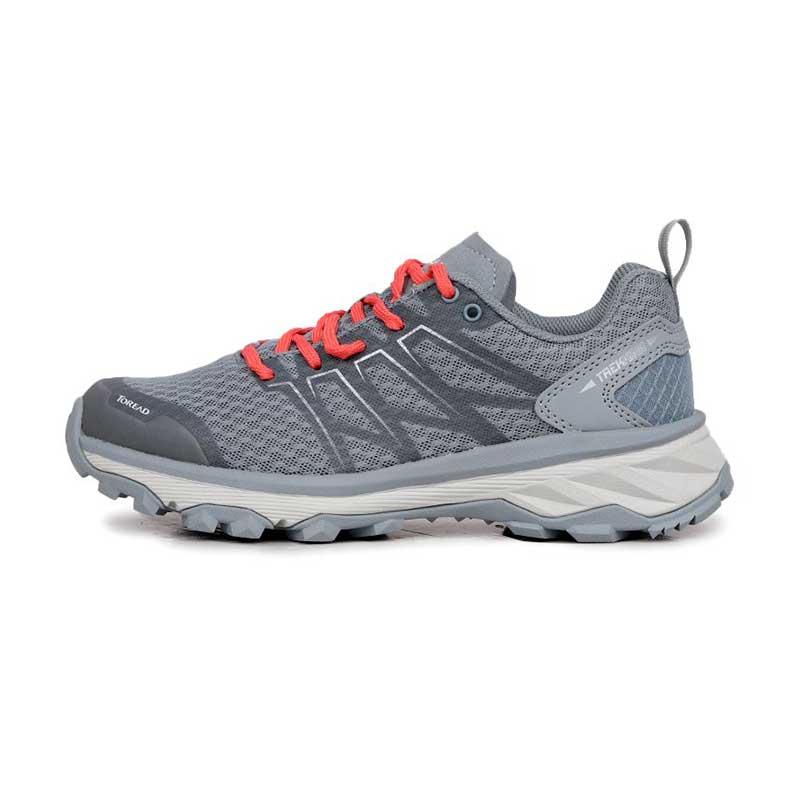 探路者 TOREAD 女子 户外防滑耐磨透气登山鞋徒步鞋 KFAH82013-C26G