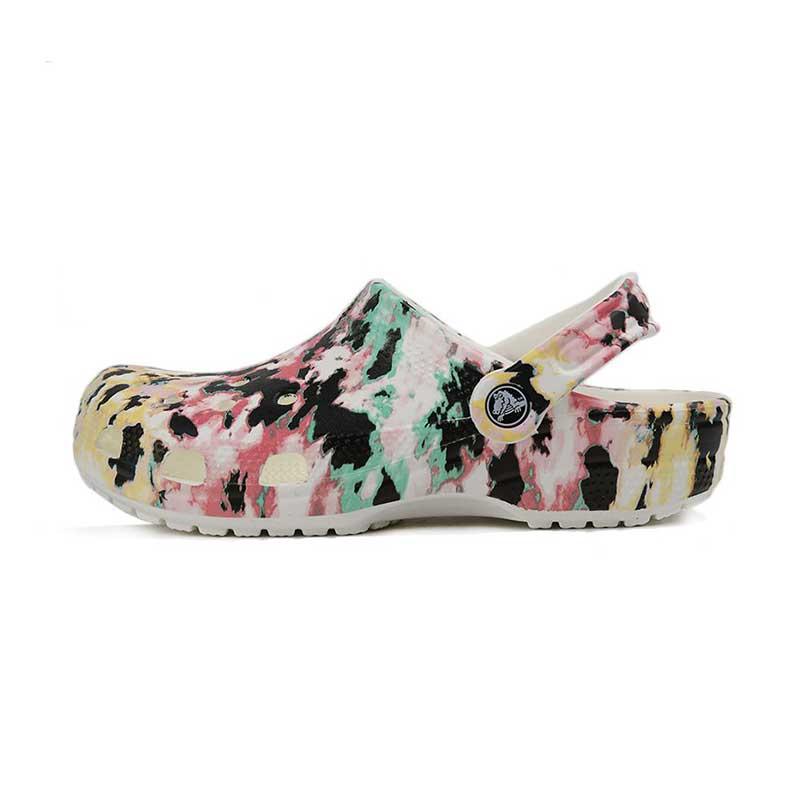 卡骆驰Crocs 男女 户外耐洞洞鞋运动鞋沙滩透气休闲凉鞋拖鞋 206479-928