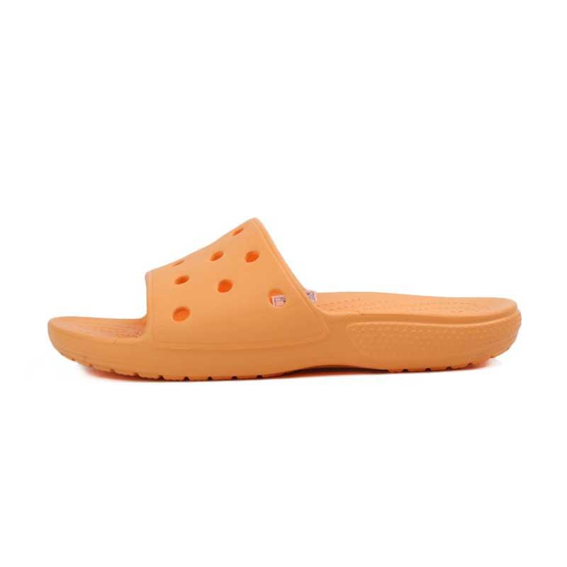 卡骆驰Crocs  男女 沙滩鞋透气运动休闲舒适耐磨一字拖 206121-801