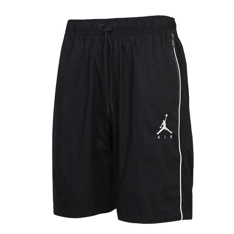 耐克NIKE 男装 运动宽松训练透气五分裤 CK6818-010