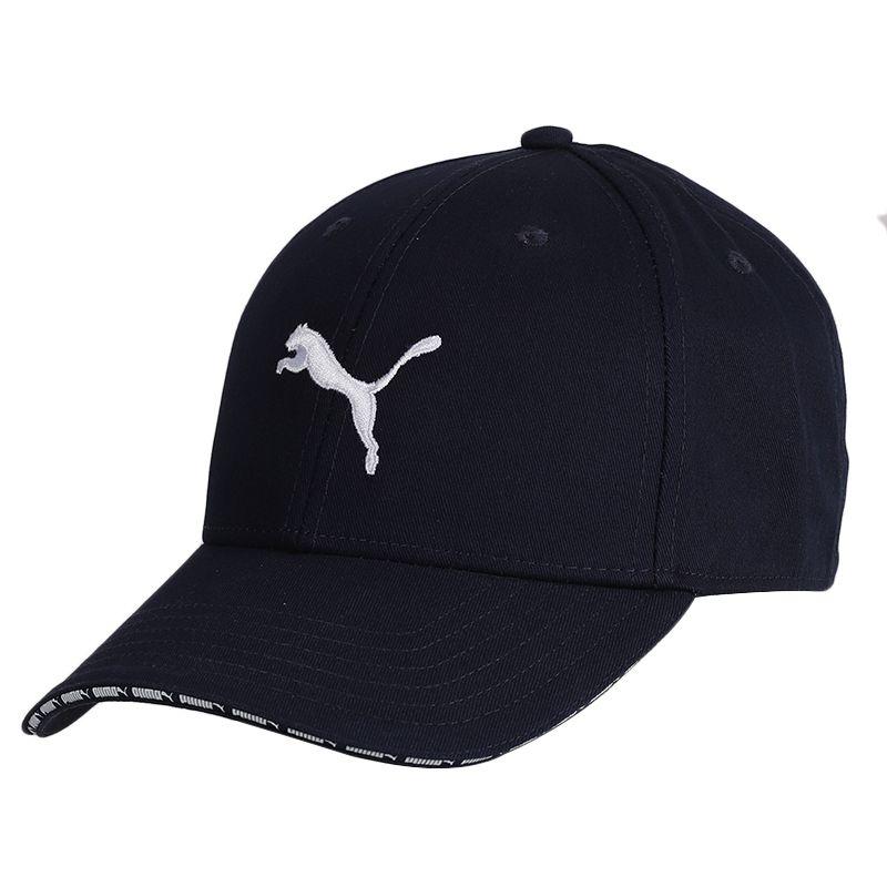 彪马PUMA  Visor Cap 男女 运动帽简约LOGO刺绣鸭舌帽  022824-02