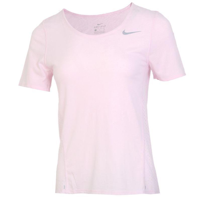 耐克NIKE AS CITY SLEEK SOFT 女装 运动休闲短袖T恤 CU3235-663