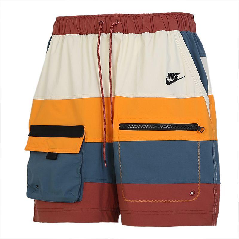 耐克NIKE 男装 运动休闲透气短裤 CU4225-652