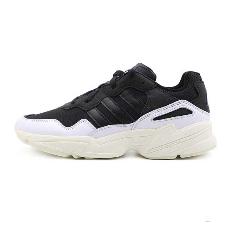 阿迪达斯三叶草 Adidas男鞋运动鞋冬季 复古老爹鞋缓震舒适跑步防滑耐磨休闲鞋F97177