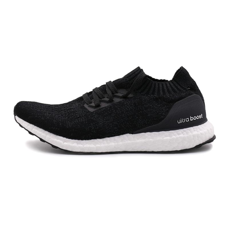阿迪达斯男鞋Ultra Boost Uncaged袜套跑步鞋DA9164