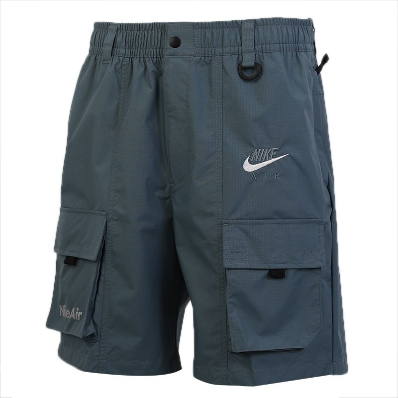 耐克NIKE  男装 时尚跑步训练健身透气休闲五分短裤 CU4127-031