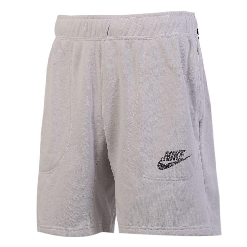 耐克NIKE NSW SHORT FT 男装 跑步健身透气休闲宽松针织篮球五分裤 CU4512-910