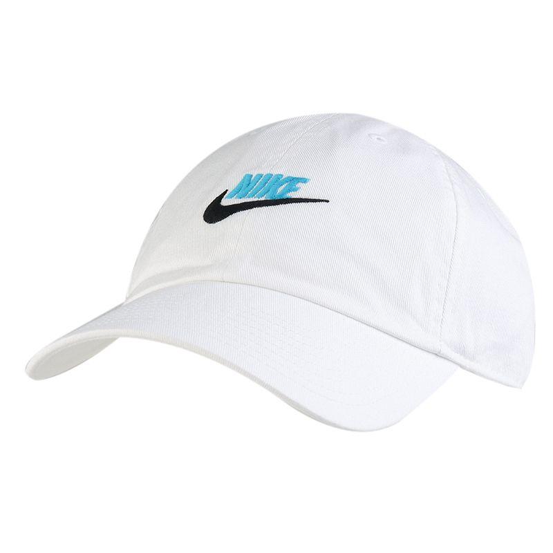 耐克NIKE NSW H86 CAP FUTURA WASHED 男女 运动休闲遮阳鸭舌帽 913011-108