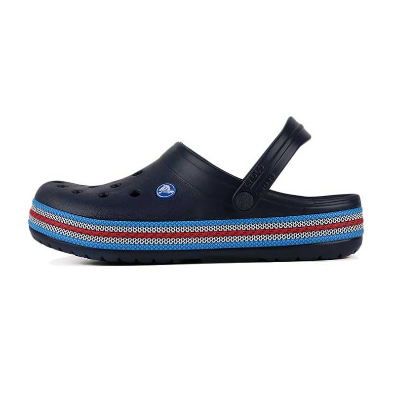 卡骆驰 Crocs  男女 卡骆班编织绳克骆格凉鞋 205889-410