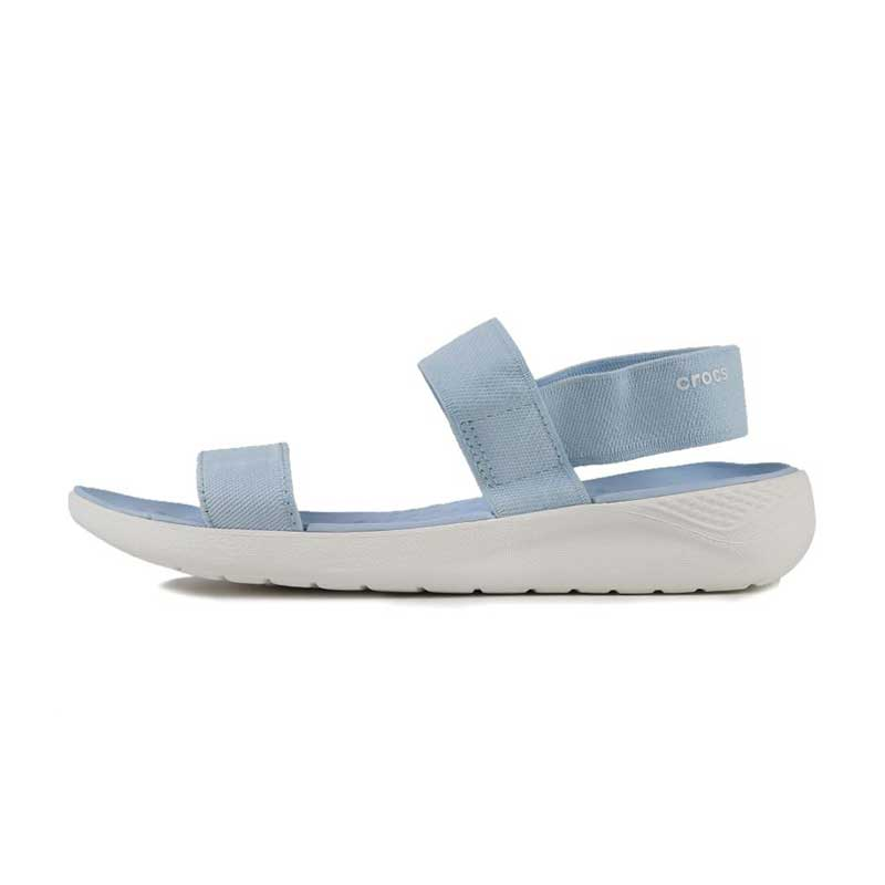 卡骆驰  女子 Crocs LiteRide 休闲舒适凉鞋 205106-4KA