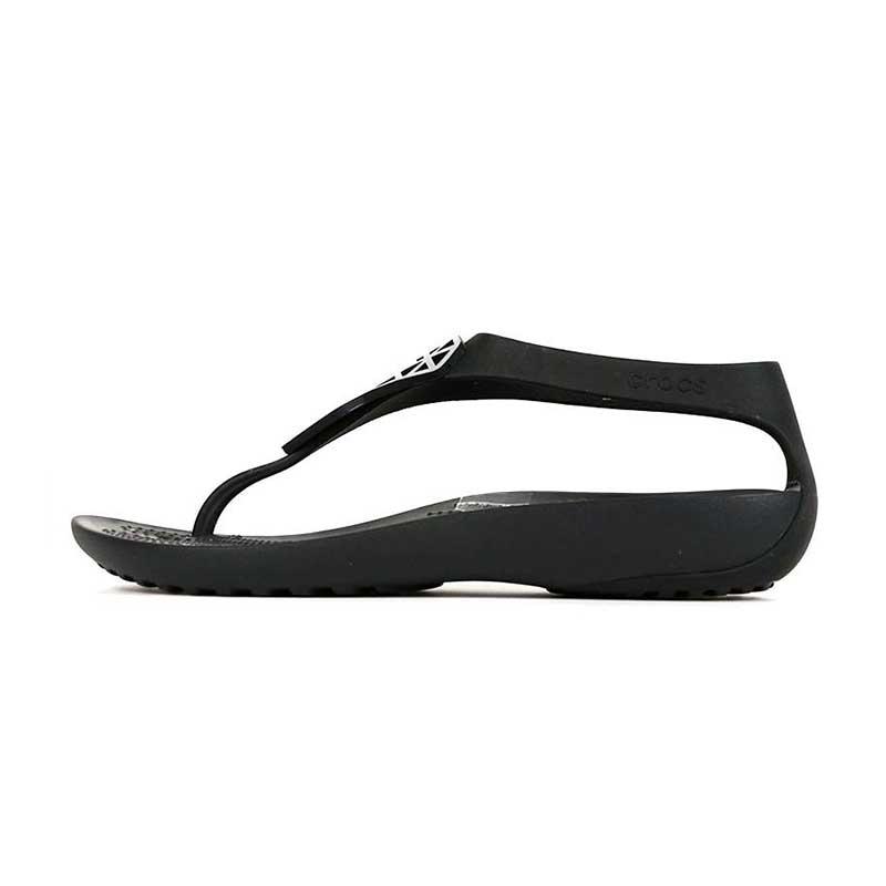 卡骆驰  Crocs  女子  瑟琳娜人字凉鞋  205600-0FG