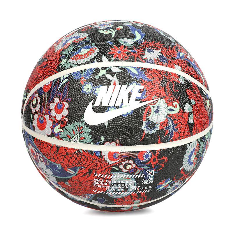 耐克NIKE 男女 比赛训练室内外训练耐磨篮球 DA7016-908