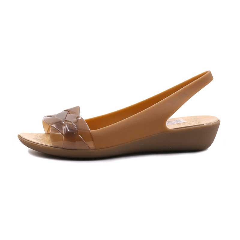 卡骆驰 Crocs 女子 鱼嘴浅口低帮休闲鞋沙滩鞋凉鞋204774-16I