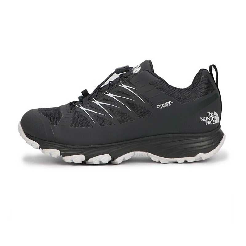 北面 TheNorthFace 男鞋 户外运动鞋登山越野耐磨透气慢跑鞋徒步鞋 4PF72CE