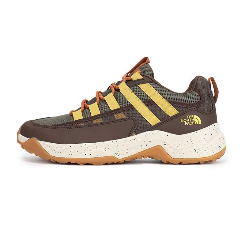 北面 TheNorthFace 男鞋 运动鞋户外休闲耐磨缓震徒步鞋登山鞋透气慢步鞋 3V1IMU0