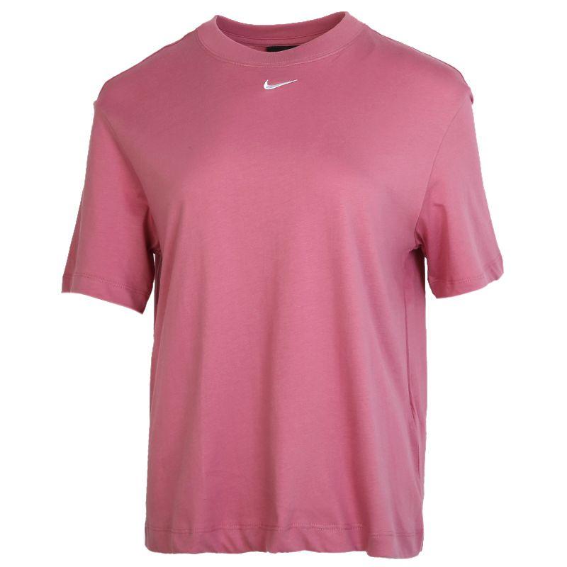 耐克NIKE AS ESSNTL TOP SS BF 女装 运动跑步休闲短袖T恤 CT2588-614