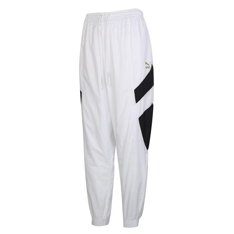 彪马PUMA TFS Worldhood Track Pants WV 男装 运动宽松休闲健身长裤 597611-02