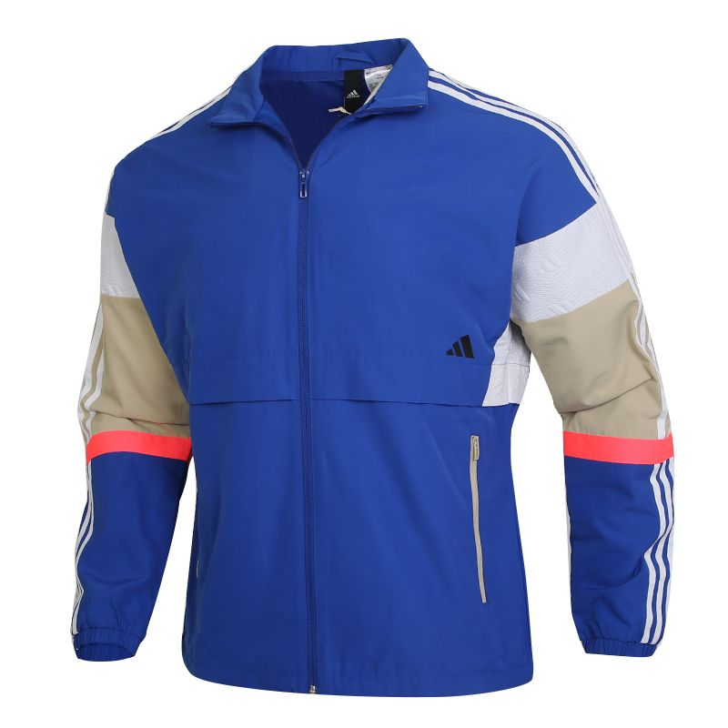 阿迪达斯ADIDAS UB JKT CB 男装 运动跑步训练健身透气舒适防风快干休闲外套梭织夹克 GL0401