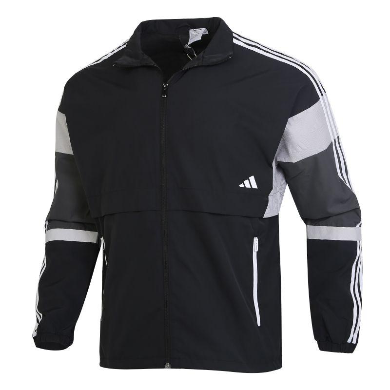 阿迪达斯ADIDAS UB JKT CB 男装 运动跑步训练健身透气舒适防风快干休闲外套梭织夹克 GL0402
