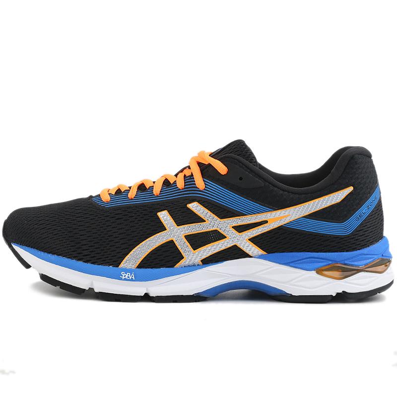 亚瑟士 ASICS GEL-ZONE 7 男鞋 轻便透气舒适耐磨防滑时尚休闲运动跑步鞋 1011A799-002