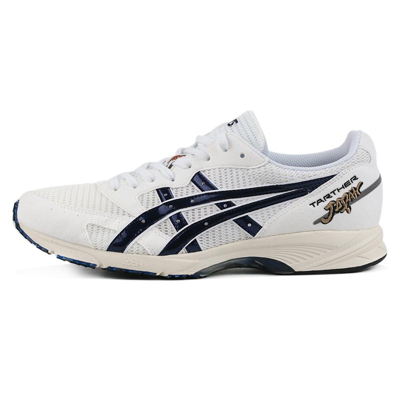 亚瑟士 ASICS TARTHER JAPAN 男女 MetaRun稳定减震透气舒适跑步鞋 1013A007-100