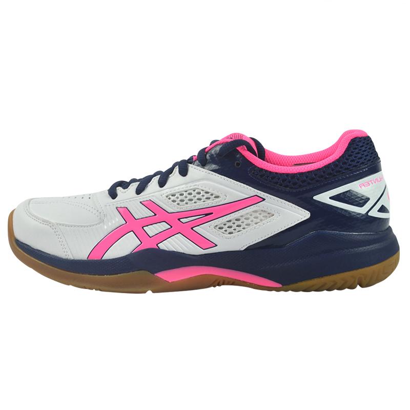 亚瑟士 ASICS 女鞋 运动球鞋 透气减震 1072A015-118