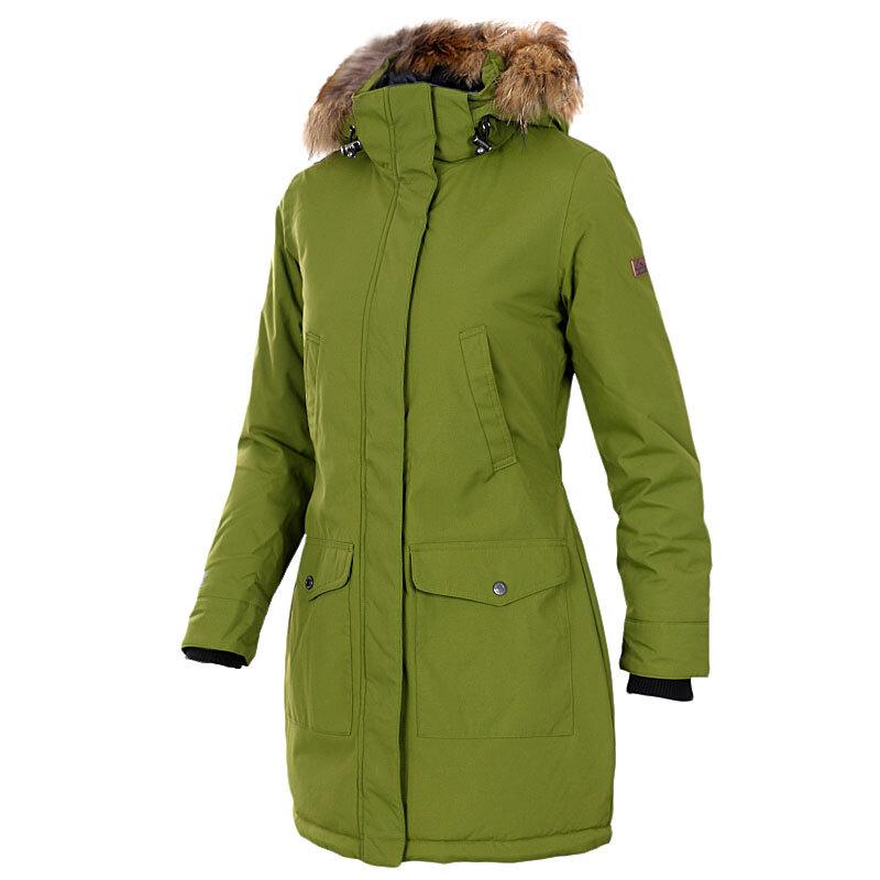 肯励 McKINLEY 女装 防水防风保暖棉衣外套 262493-835 262493-050 262493-001