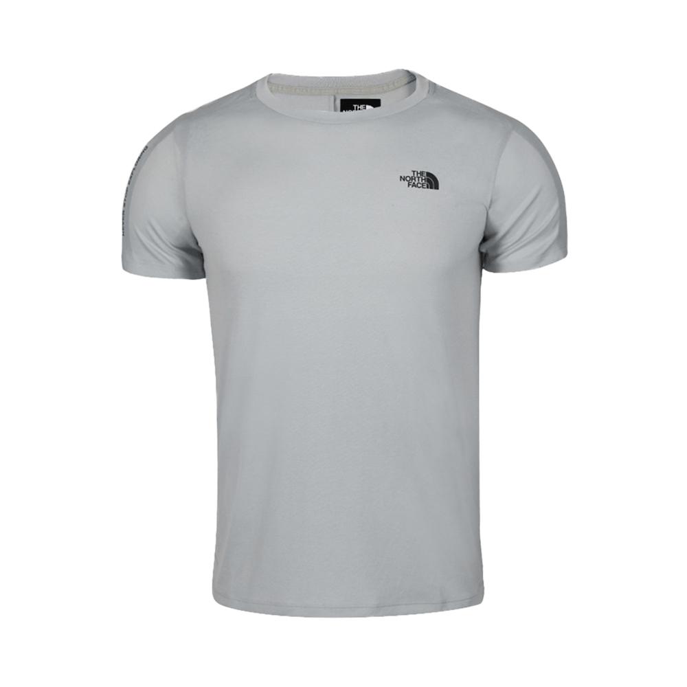 北面 TheNorthFace 男子 户外运动休闲吸湿排汗透气短袖圆领时尚T恤3RKTA0M