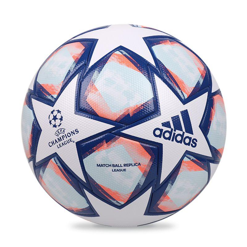 阿迪达斯ADIDAS FIN 20 LGE 男子 标准训练5号球成人比赛用球 FS0256