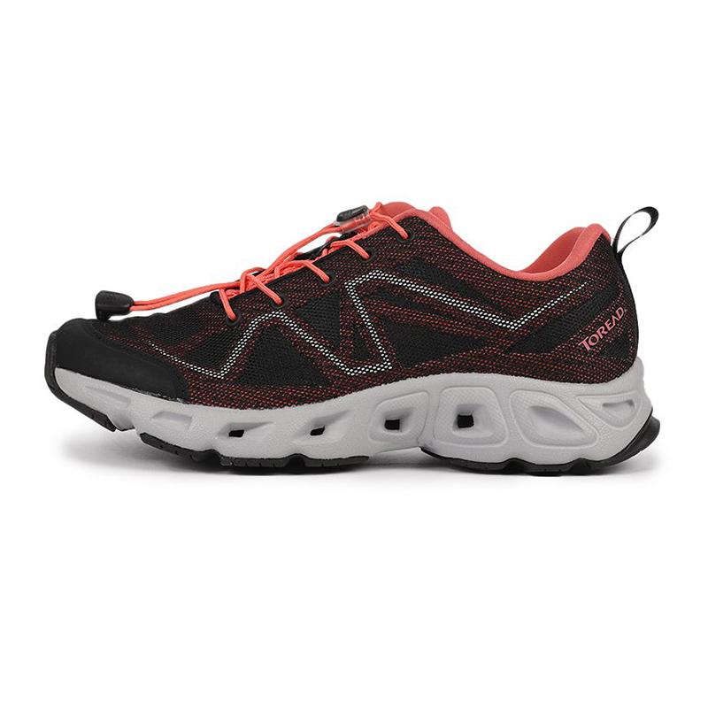 探路者TOREAD 女鞋 户外涉水休闲运动防滑耐磨溯溪鞋 KFEH82056-G01A