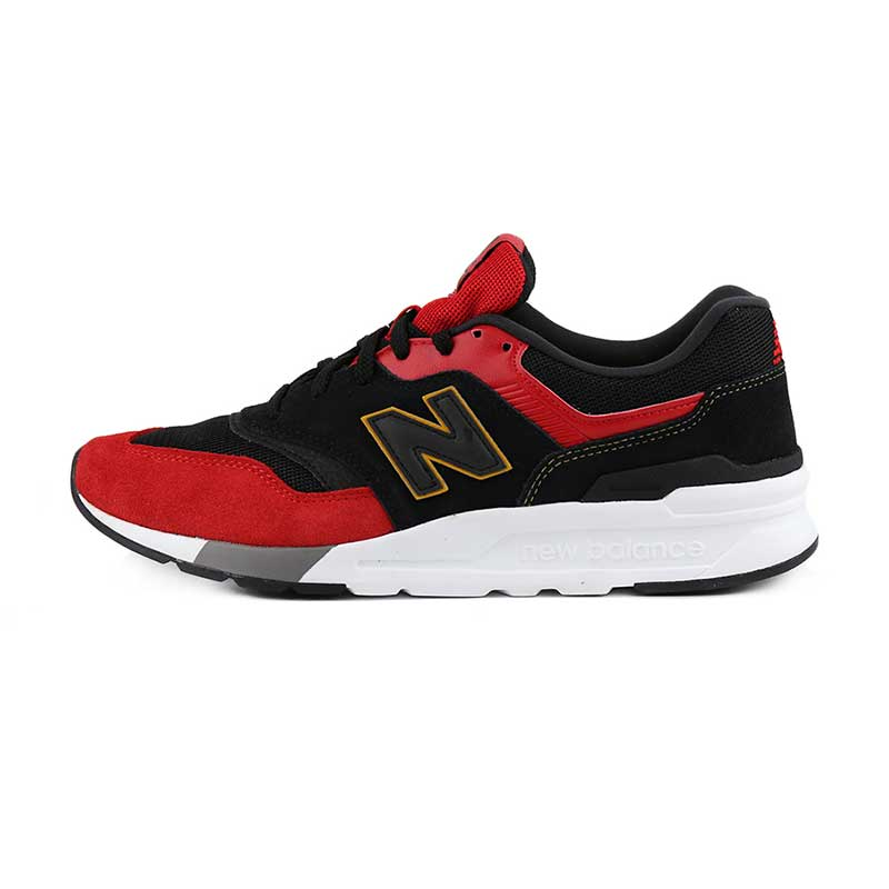 New Balance 中性 复古时尚耐磨舒适轻便透气板鞋休闲鞋 CM997HFY-D