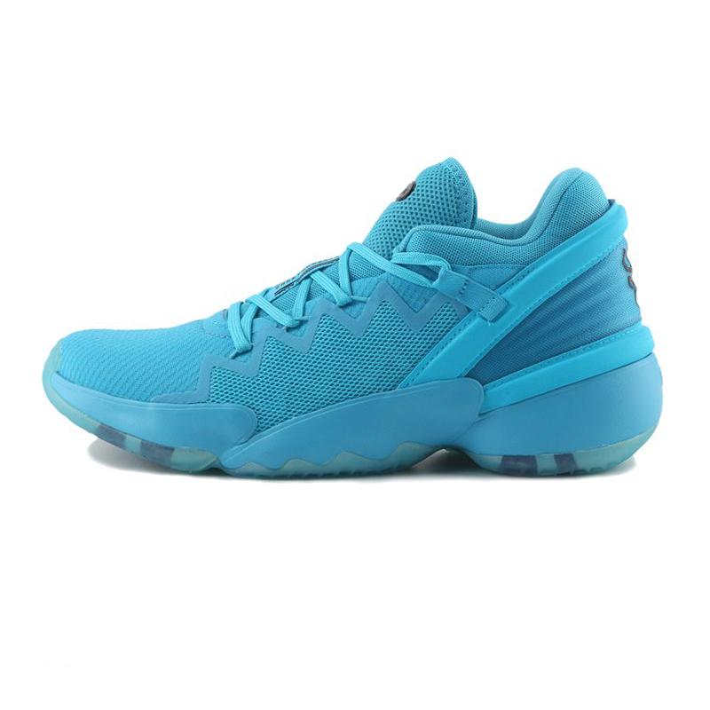 阿迪达斯ADIDAS D.O.N. Issue 2 GCA 男鞋 运动实战减震透气篮球鞋 FW9047