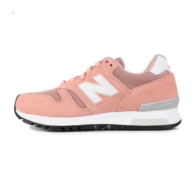 New Balance 女子 舒适复古慢跑鞋休闲鞋板鞋 WL565CWP-B