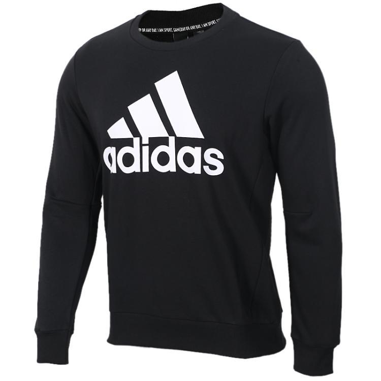 TZ  阿迪达斯 男子  运动服针织休闲防风保暖卫衣套头衫上衣DT9941 + 针织长裤 EB5258