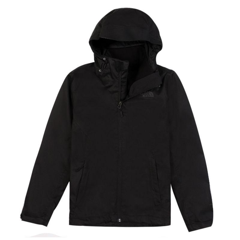 北面TheNorthFace W ARROWOOD TRICLIMATE JACKET - AP 女装 户外三合一外套防水登山服冲锋衣 4N9WJK3