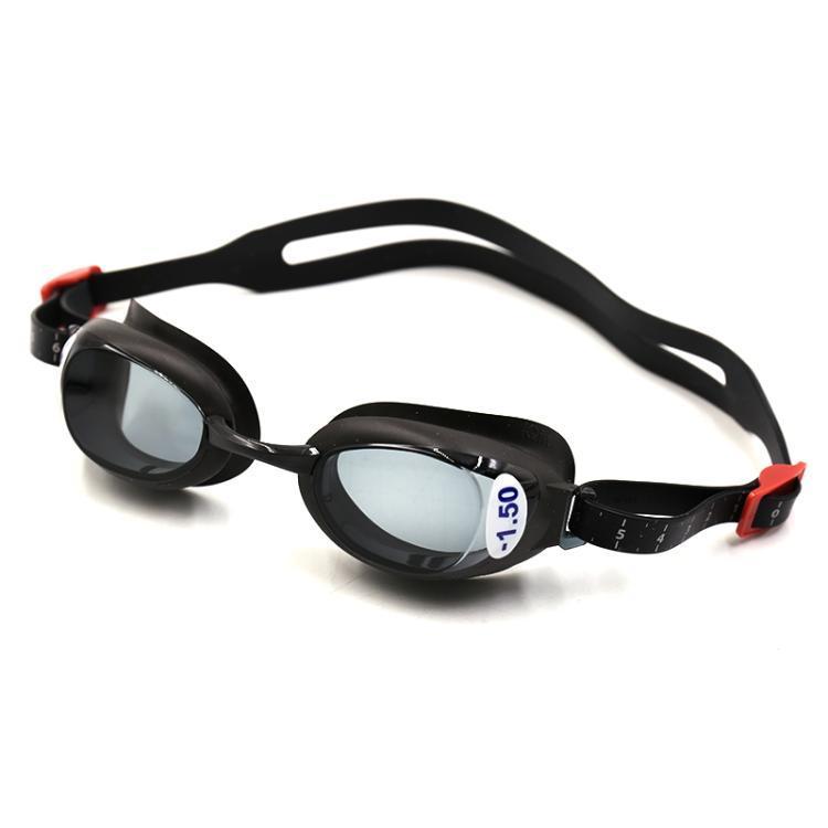 速比涛Speedo  男女 高清防水防雾大框舒适近视游泳眼镜 8-095409722