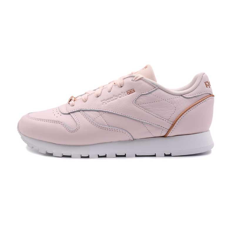 锐步 Reebok 女子 时尚舒适透气耐磨轻便低帮学生休闲鞋 BS9880